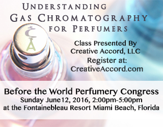 Upcoming Lecture: Understanding Gas Chromatography for Perfumers